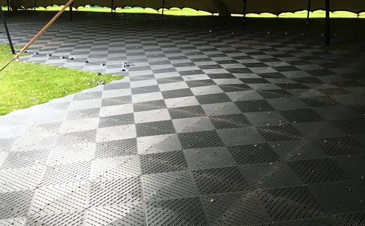 Irepath temporary floor covering ground protection for hire Ireland